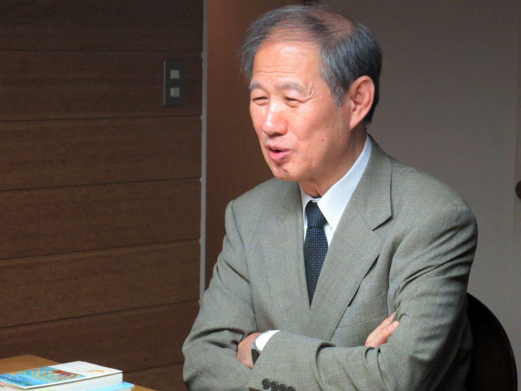 鈴木邦男さん